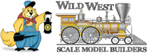 Wild West Scale Model Builders Logo