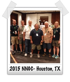 Mike Pyne-Scott-ray Sadler-Doug Ramos-Ralph Scally-Korie Pyne-houston NNGC