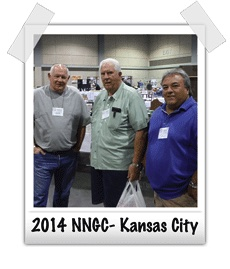 Monte Pearson-Ralph Scally-Doug Ramos NNGC Kasas City