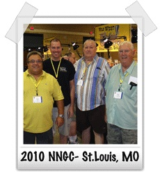 Mike Pyne-Ray Sadler-Doug Ramos-Ralph Scally-st. louis NNGC