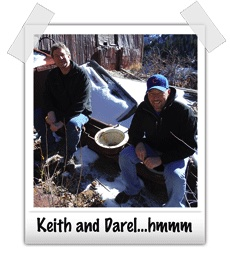 Keith Pashina - Darel Leedy