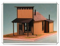bill roberts s scale wild west scale models bakery