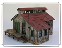 Doug Ramos Franke Furniture - O scale